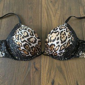 Victoria's Secret Bombshell Bra, 36B